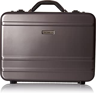 Samsonite Delegate 3.1 Hardside Attache, Gun Metal (Silver) - 75652-1422