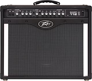 Peavey Bandit 112 Guitar Amplifier wirg TransTube