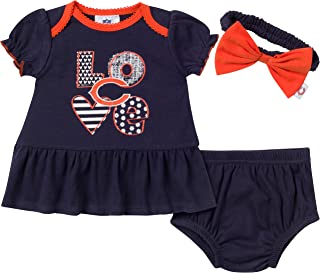 Best chicago bears baby outfits Reviews