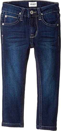 Hudson Kids Jagger Fit Slim Straight Fit French Terry in Memphis (Toddler/Little Kids/Big Kids)