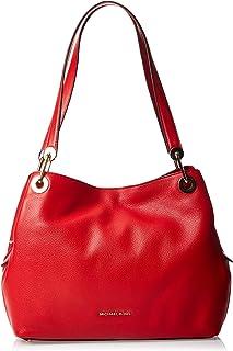 Michael Kors Satchel Bag for Women- Red