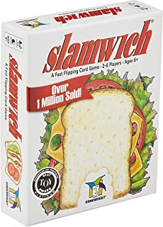 Gamewright Slamwich Game, Assorted Colours