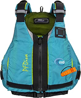 MTI PFDiva Life Jacket - Glacial Blue - SM/MD (29-40'')