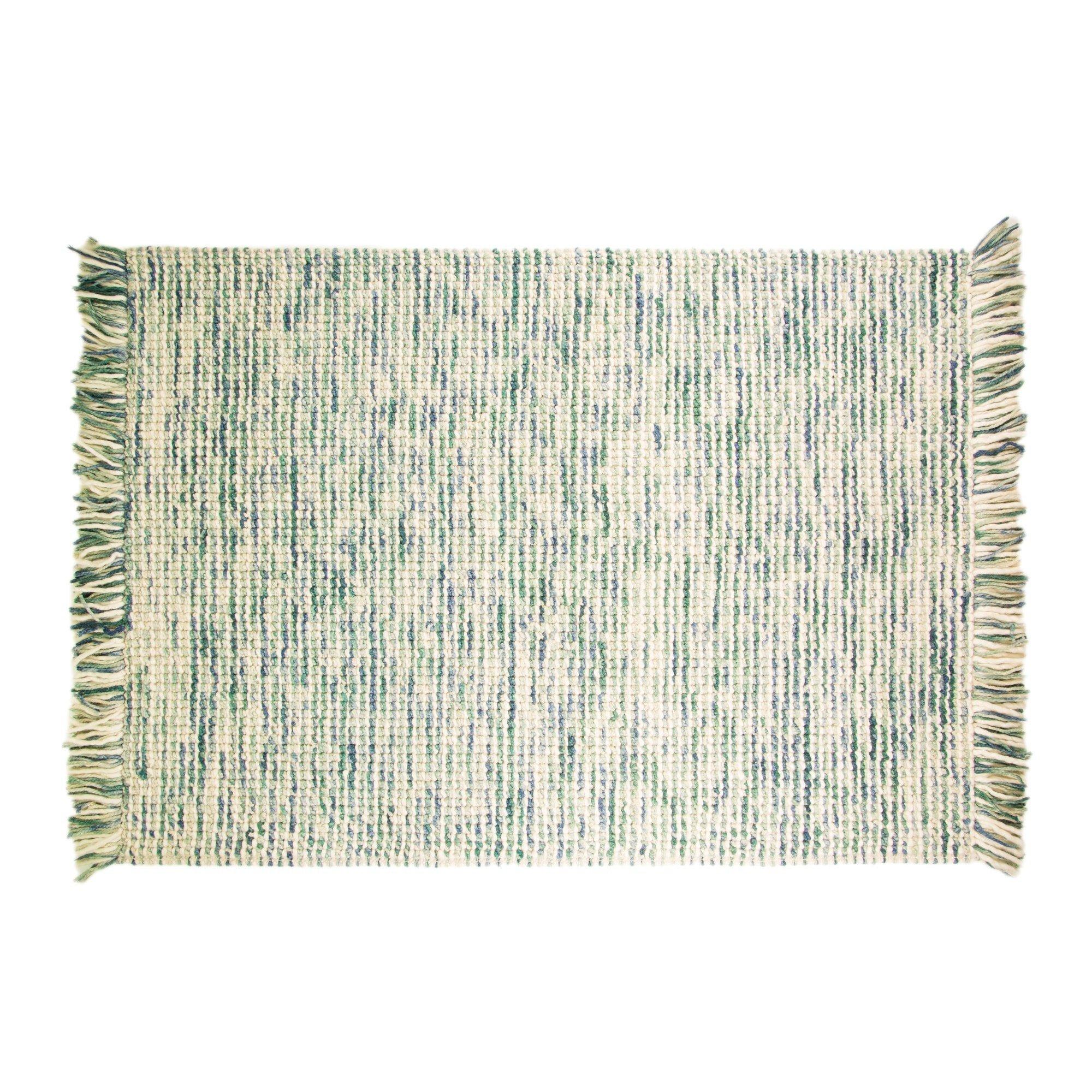 Flair Rugs Alfombra, Lana, 80 cm x 150 cm: Amazon.es: Hogar