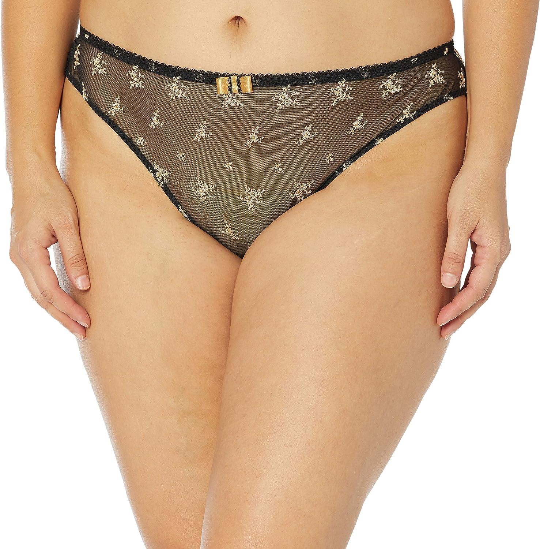 Aubade Womens Belle GALANTE Thong Panties