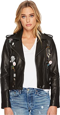 Lucky Brand - Pin Moto Jacket