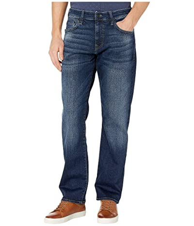 Mavi Jeans Matt Mid-Rise Relaxed Straight in Deep Blue Cashmere (Deep Blue Cashmere) Men