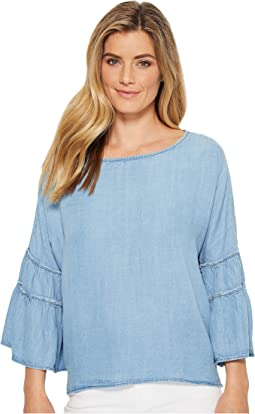 Voluminous Sleeve Shirt