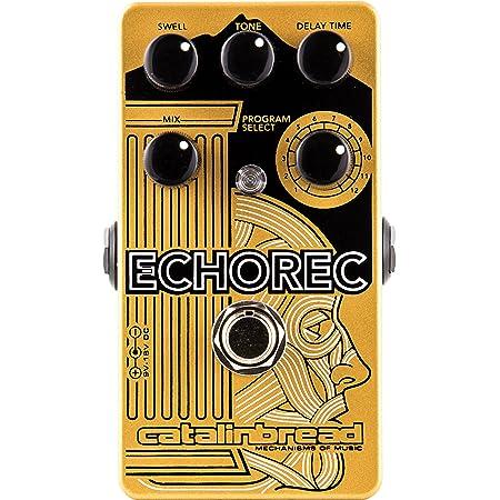 Catalinbread Echorec Multi-Head Delay Guitar Effects Pedal