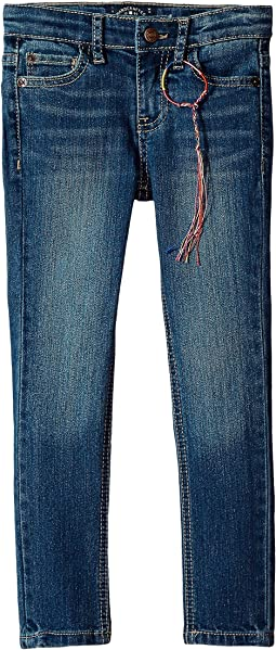 Zoe Five-Pocket Skinny Jeans in Ada Wash (Toddler)