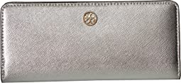 Robinson Metallic Slim Wallet