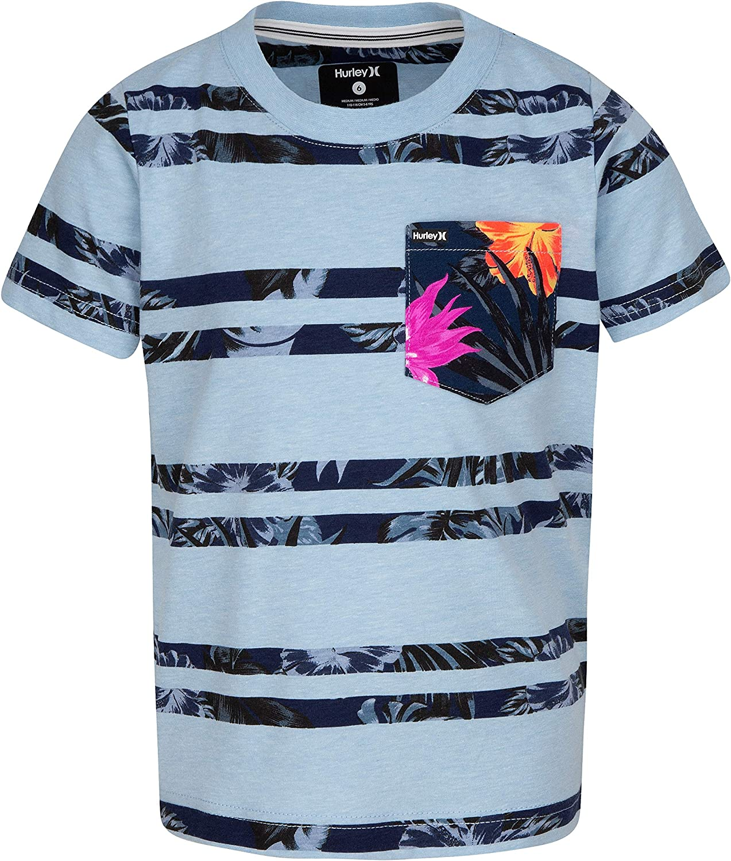 Hurley Boys' One Pocket T-Shirt