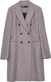 Zara Women Tailored Masculine Coat 7948/745