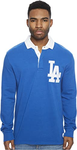 La Dodgers LSC Rugby Solid Shirt