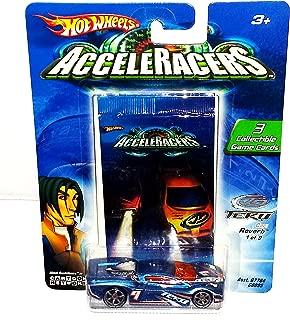 Hot Wheels Acceleracers Cartoon Network Teku Reverb #1 Car