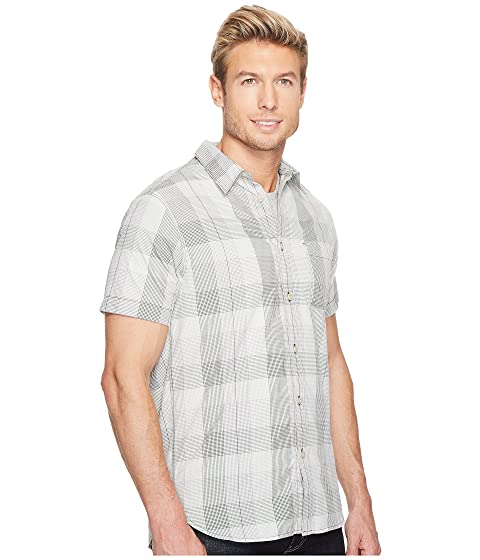 Face manga tomillo cuadros de The de camisa expedición corta Camisa a North de 7x1Yw1vI