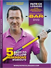 SmartXPD Parkinson's Exercise Bar & DVD: Comprehensive Exercise Program