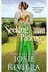 Seeking Patience: (Seeking Series Book 3) Kindle Edition