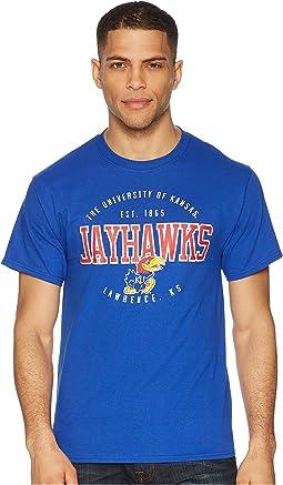 Kansas Jayhawks Jersey Tee