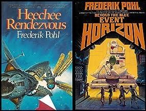 Frederik Pohl's Heechee Saga 3 Book Collection: Beyond the Blue Event Horizon / The Annals of the Heechee / Heechee Rendez...