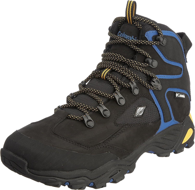 Columbia Men's Pole Creek Omni-tech Hiking Boot