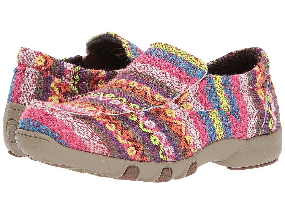 Roper Kids Chase (Toddler/Little Kid) (Multicolored Fabric Vamp) Girls Shoes