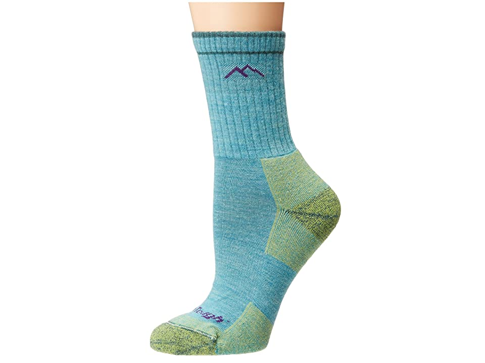 Darn Tough Vermont - Darn Tough Vermont Merino Wool Micro Crew Socks Cushion  (Blue)
