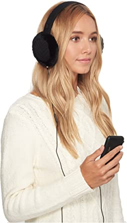 UGG - Textured Wired Knit Earmuff