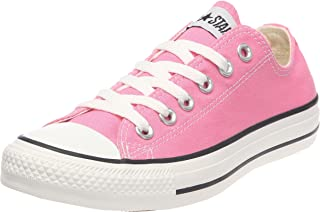 Baby Girls' Chuck Taylor All Star Ox (Inf/Tod) - Carnival Pink - 3 Infant
