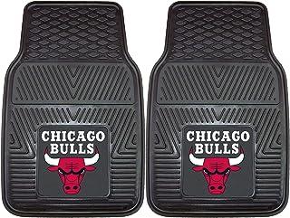 FANMATS NBA Chicago Bulls Vinyl Heavy Duty Car Mat,18