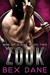 Zook: Bad Boy Cowboy Romance (Men of Siege Book 2)