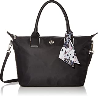 Anne Klein Top Zip Convertible Satchel