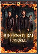 Supernatural: The Complete Twelfth Season (BIL/DVD)