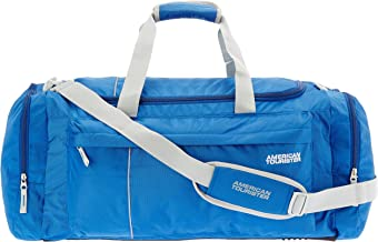 American Tourister Nylon 650 mm Blue Travel Duffle (40X (0) 01 009)
