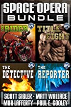Space Opera Bundle: Science Fiction Space Opera Series Anthology Box Set: Murder mysteries in space, action, adventure, an...