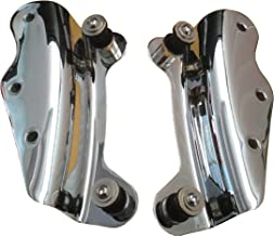 4-Point Docking Hardware Kit for 2009-2013 Harley Davidson Touring - Chrome