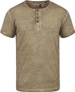 Uomo Casual Polo T Shirt Manica Corta Taglia UK Sottile Morbido Cotone Paisley Pattern