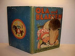 Ola And Blakken and Line, Sine, Trine by Ingri Parin Daulaire, Edgar Parin Daulaire