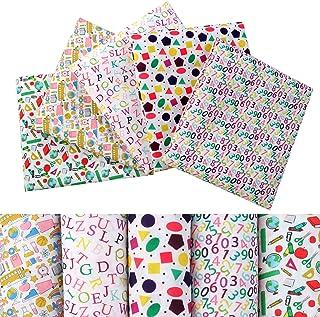 Poly Cotton Printed Soft Dress Craft FabricAssorted DesignsPer Half Metre