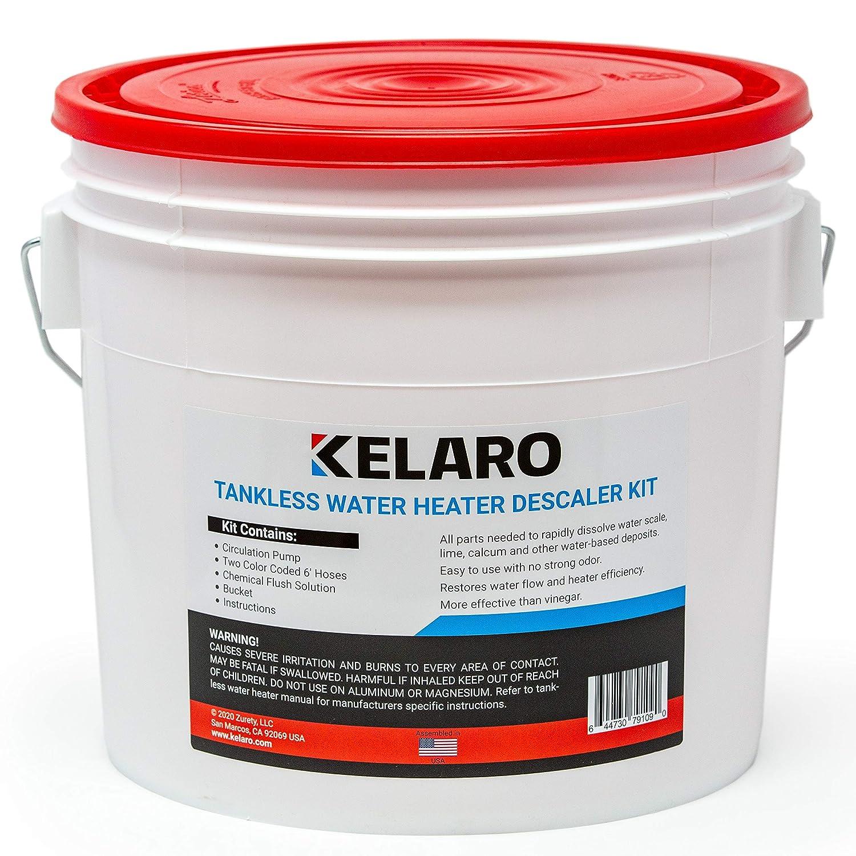 Water Heaters Tools & Home Improvement Kelaro Tankless Water ...