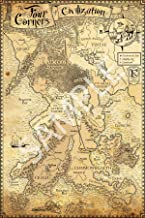 Best kingkiller chronicles map Reviews
