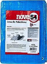 Lona De Polietileno Azul 12 M X 10 M Nove54 Nove 54