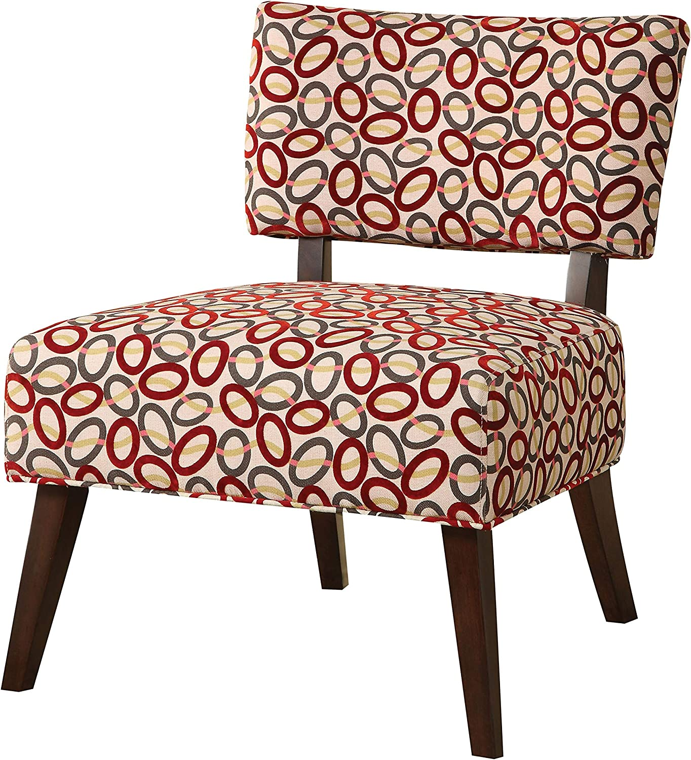 Major-Q Contemporary Style Linen Cheap mail order Attention brand specialty store Accent Living Be Chair for Room