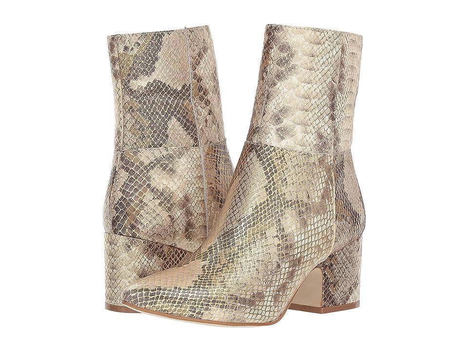Matisse At Ease (Metallic Snake Leather) Women