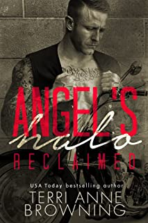 Angel's Halo: Reclaimed (Angel's Halo MC Book 4)