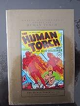 Marvel Masterworks Golden Age Human Torch 1