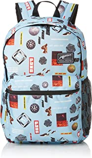 PUMA Fashion Backpack for Men - Polyester, Multi Color 75733