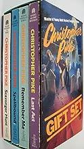 Christopher Pike Gift Set: Spellbound/Last Act/Remember Me/Scavenger Hunt