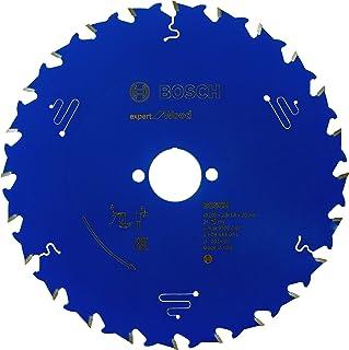 Bosch Professional cirkelsågsblad expert för trä (trä, 200 x 30 x 2,8 mm 24 kuggar, tillbehör cirkelsåg)