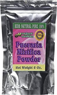 Pueraria Mirifica Powder Root Extract High Premium Grade 5 Oz. From Thailand